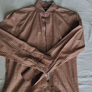 Men's H&M M/39 button down GO VOLS!
